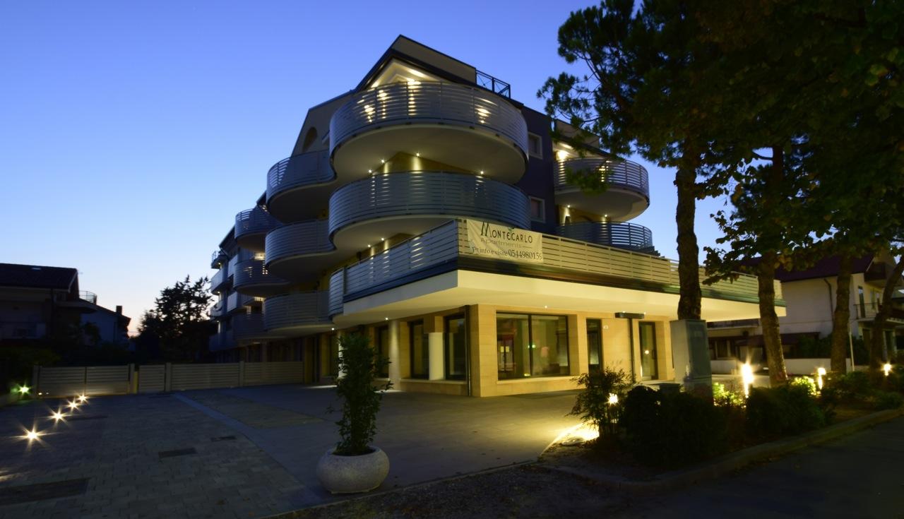 MONTECARLO Apartments Appartamento A1