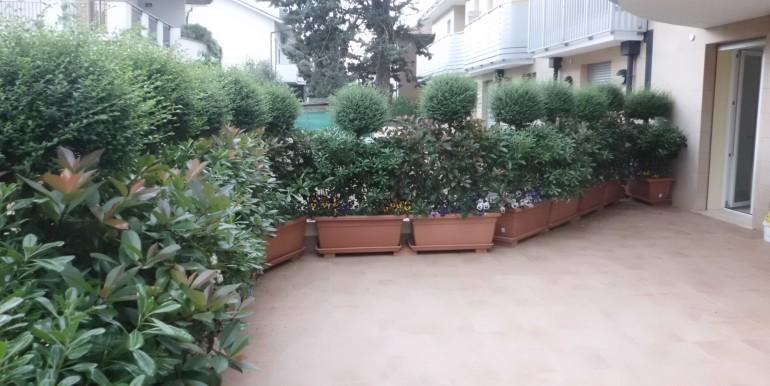 Giardino camere