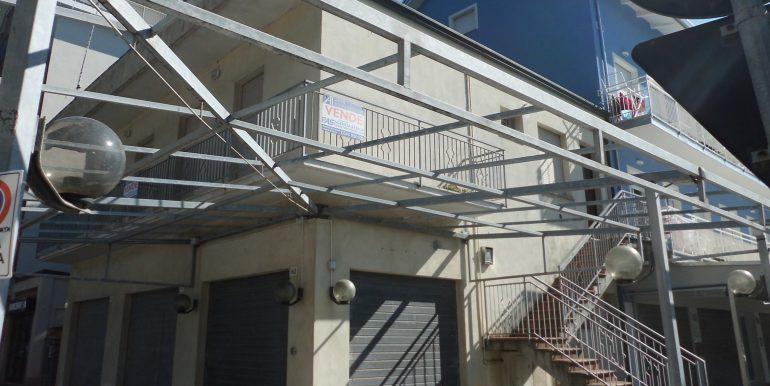 Edificio a Pinarella lato destro