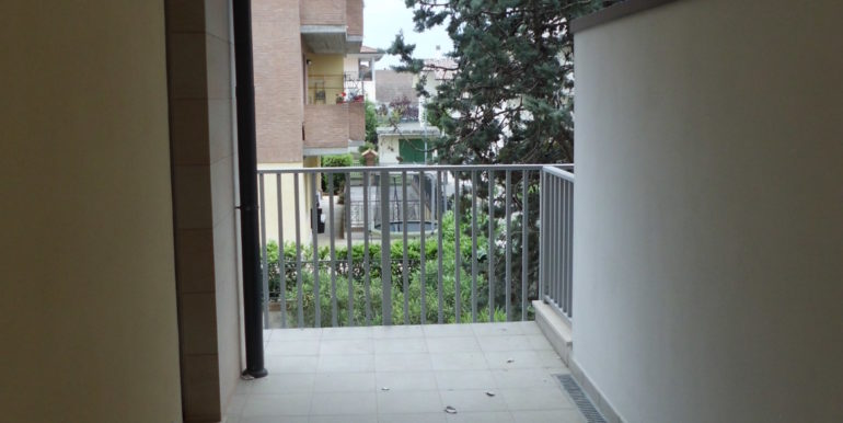 Balcone loggiato