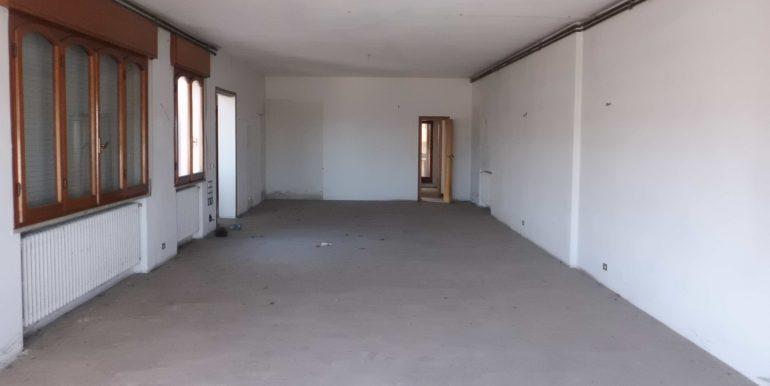 Attico Cervia centro salone