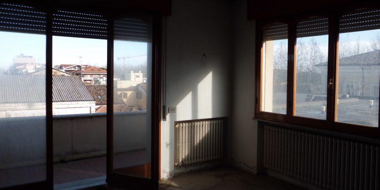 Attico Cervia centro salone1