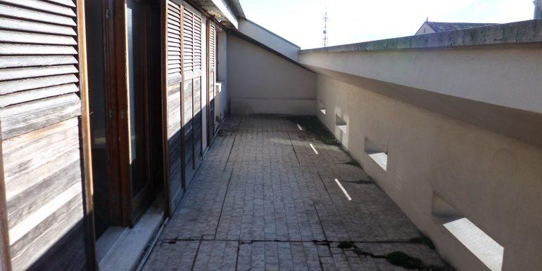Attico Cervia centro terrazzo
