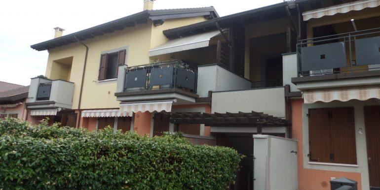 Signorile appartamento a Pinarella facciata