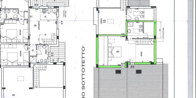 Signorile appartamento a Pinarella piano secondo (1)