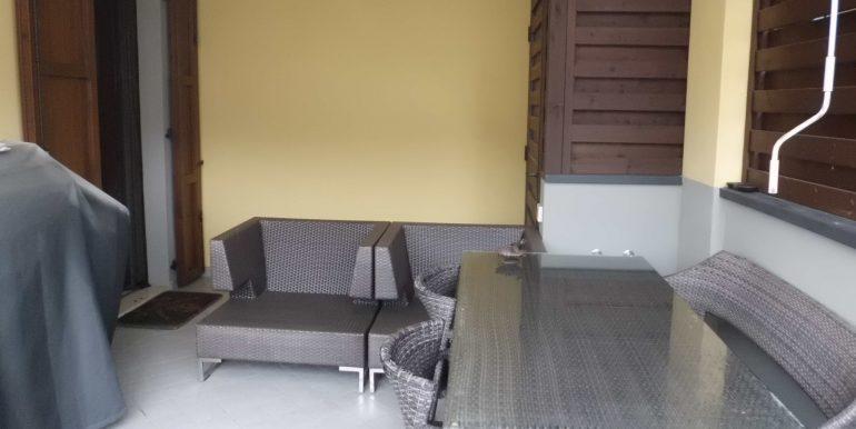 Signorile appartamento a Pinarella terrazzo1