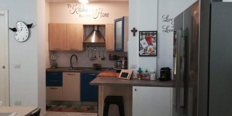 Appartamento in vendita a Pinarella cucina