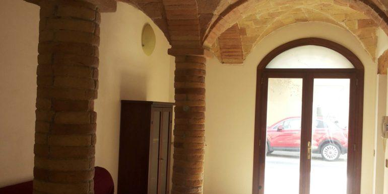 Appartamento al piano terreno in vendita a Pisignano
