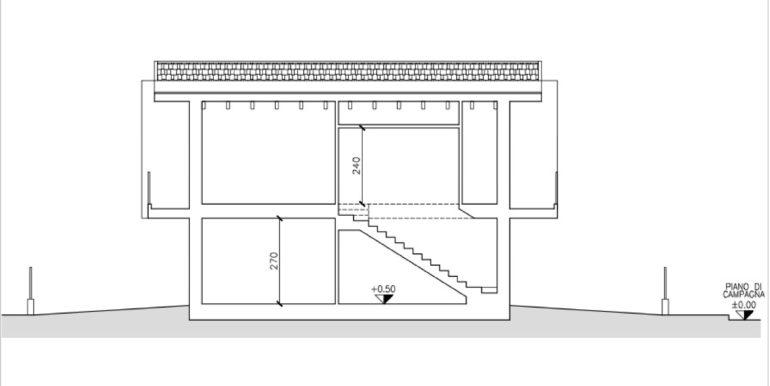 Sezione Laterale