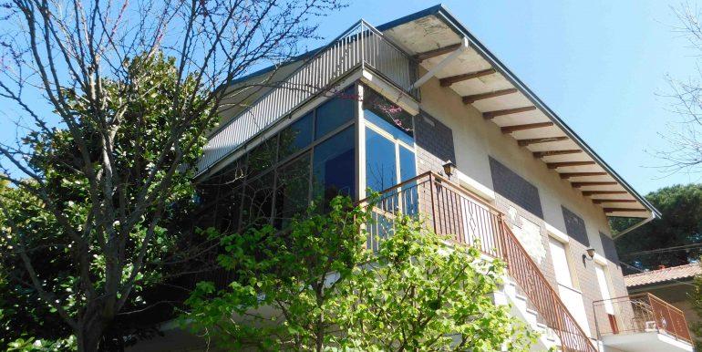 25 balcone mansarda