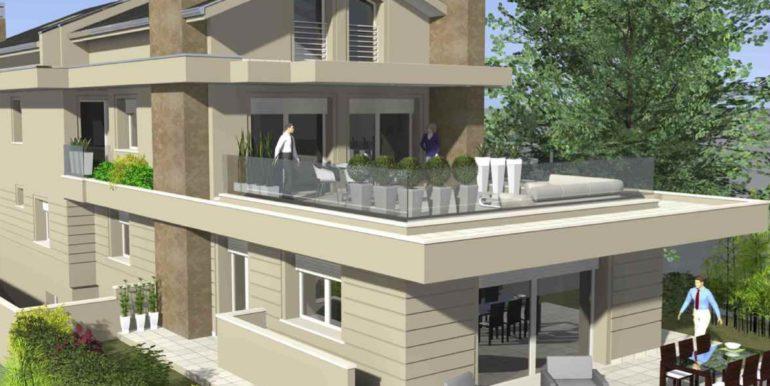 Appartamento tre letto nuovo in Via Roma a Cervia