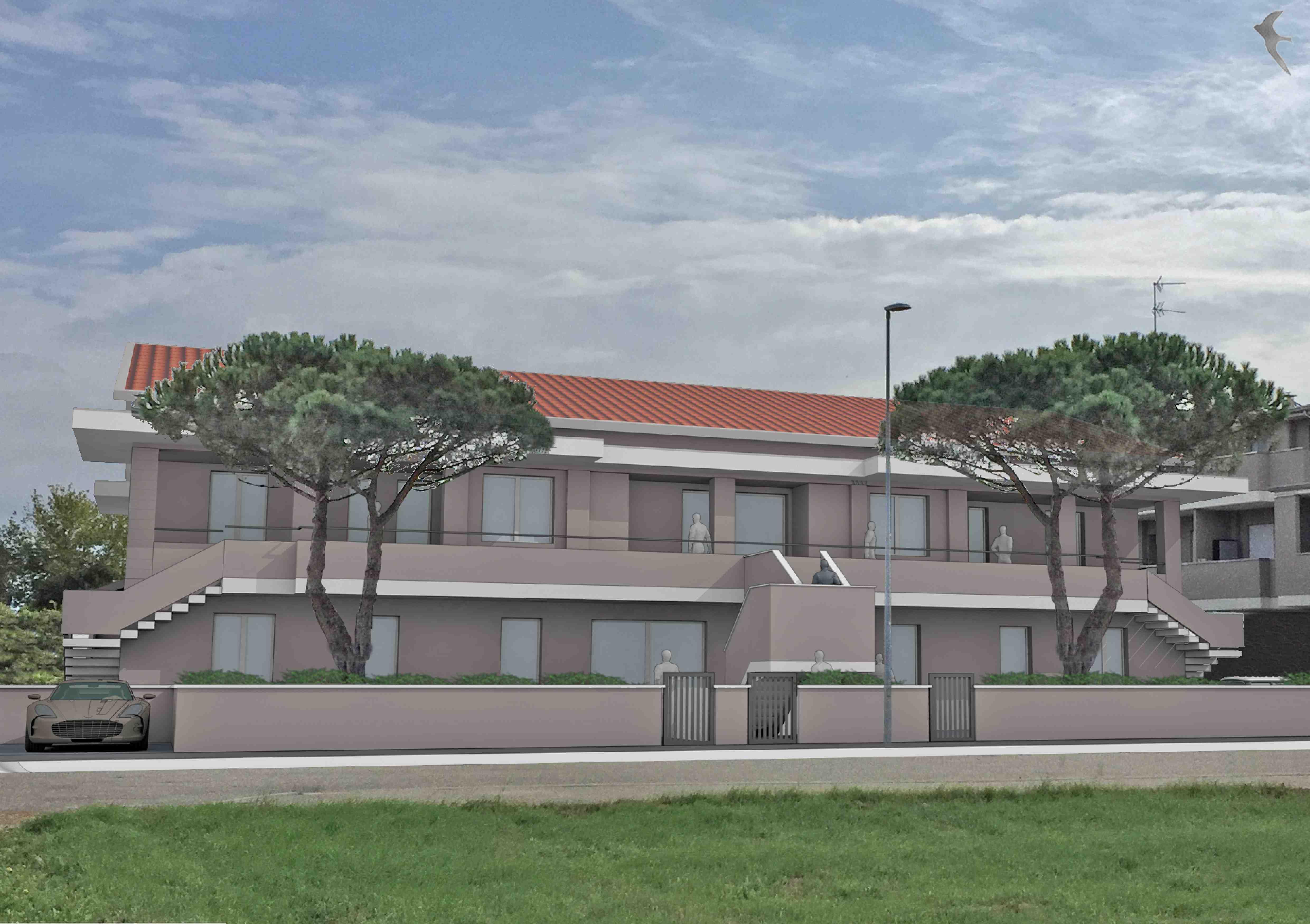 Appartamenti tre letto in costruzione