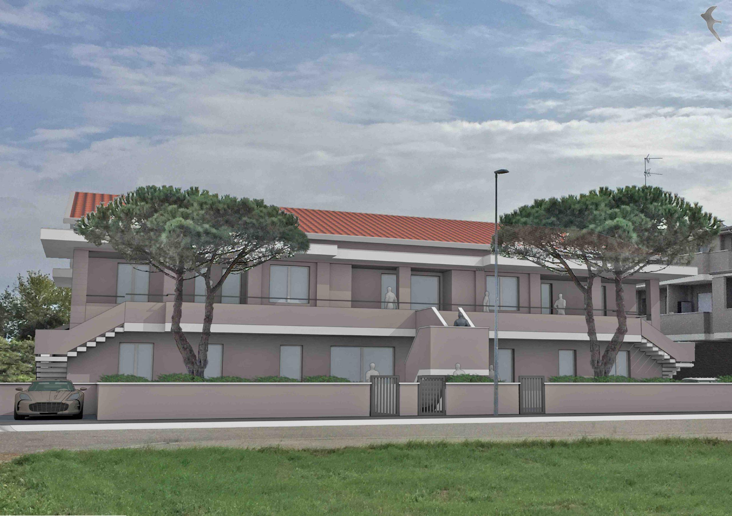 Appartamento in costruzione in vendita a Cervia