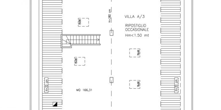 4 mansarda Villa B