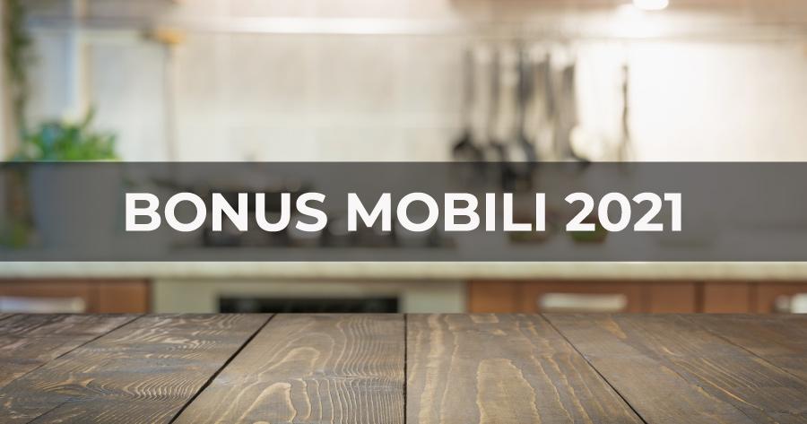 Bonus mobili e idrico